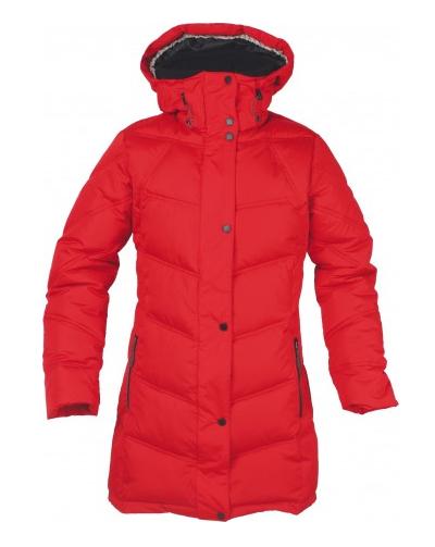 Dámský zimní kabát Five Seasons Kayla červený c5671b0a930