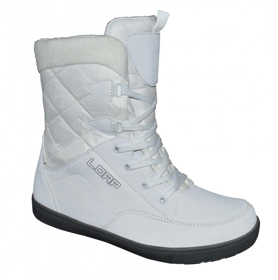 Dámské zimní boty Loap Portico bílé 4e1b351ce1
