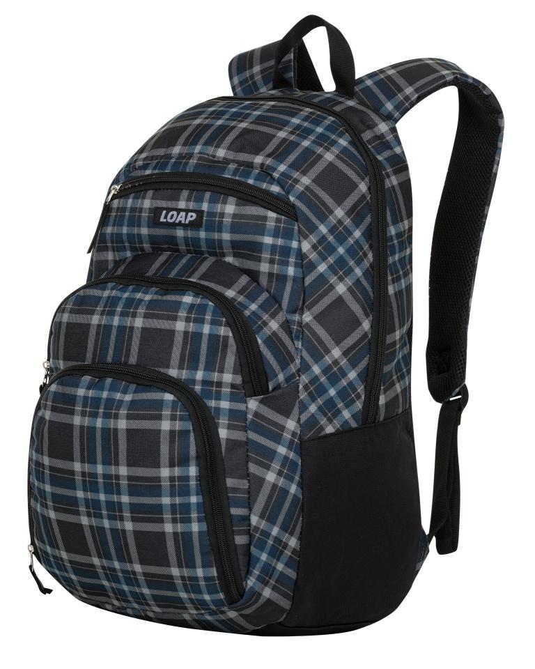 Loap RENY BD17157 T32L batoh 20 l šedá modrá 5c38cf70c0