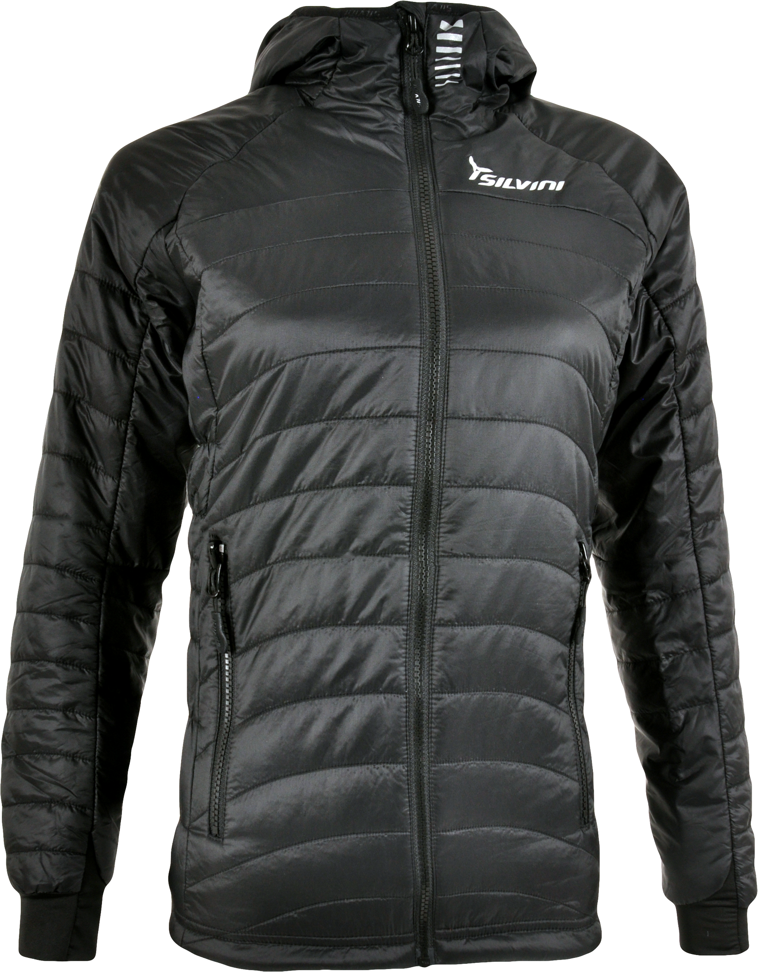 248b27b166d Silvini Cesi WJ1143 black dámská primaloftová bunda