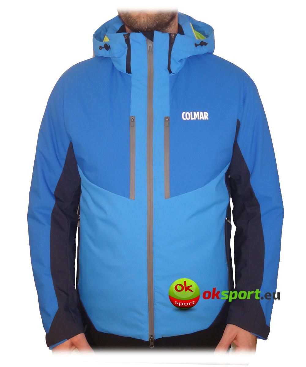 d2016a196 Pánská lyžařská bunda COLMAR Whistler 1354 modrá model 2017/18