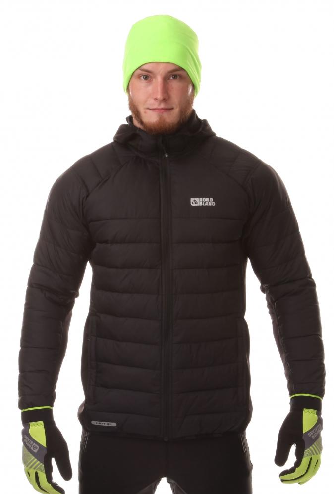 Nordblanc Patron 6442 pánská zimní bunda černá ef0727c044