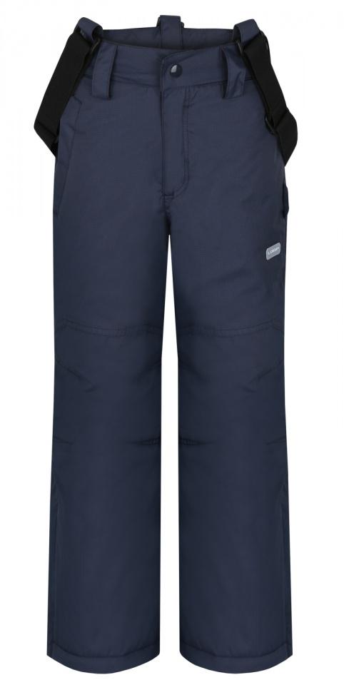 89090d39f Dětské lyžařské kalhoty Loap Omar L7106 šedé