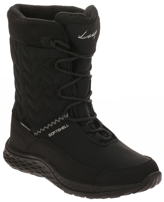 Dámské zimní boty Loap Integra černé SBL1876-V11A 5ff7364896
