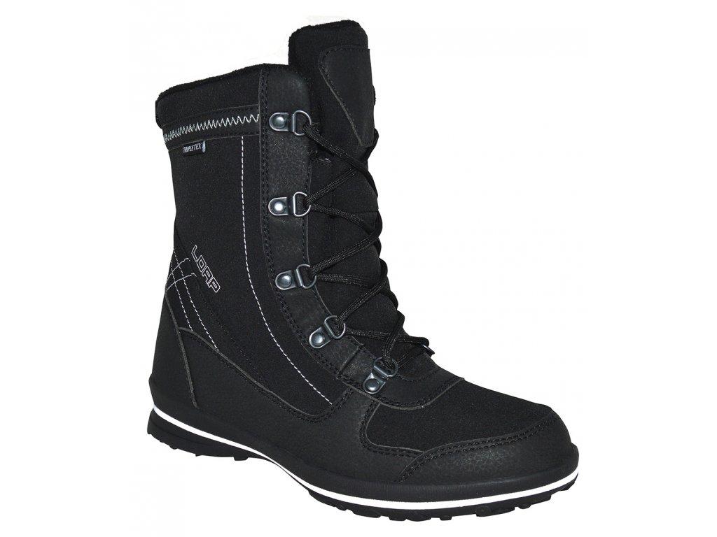 Dámské zimní boty Loap Denia SBL1749-V11A černé 1f419eaffe