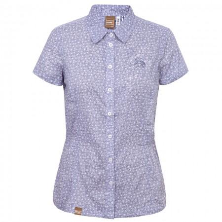 Dámská košile Icepeak Kerda modrá květinový vzor empty d5089ac3c2