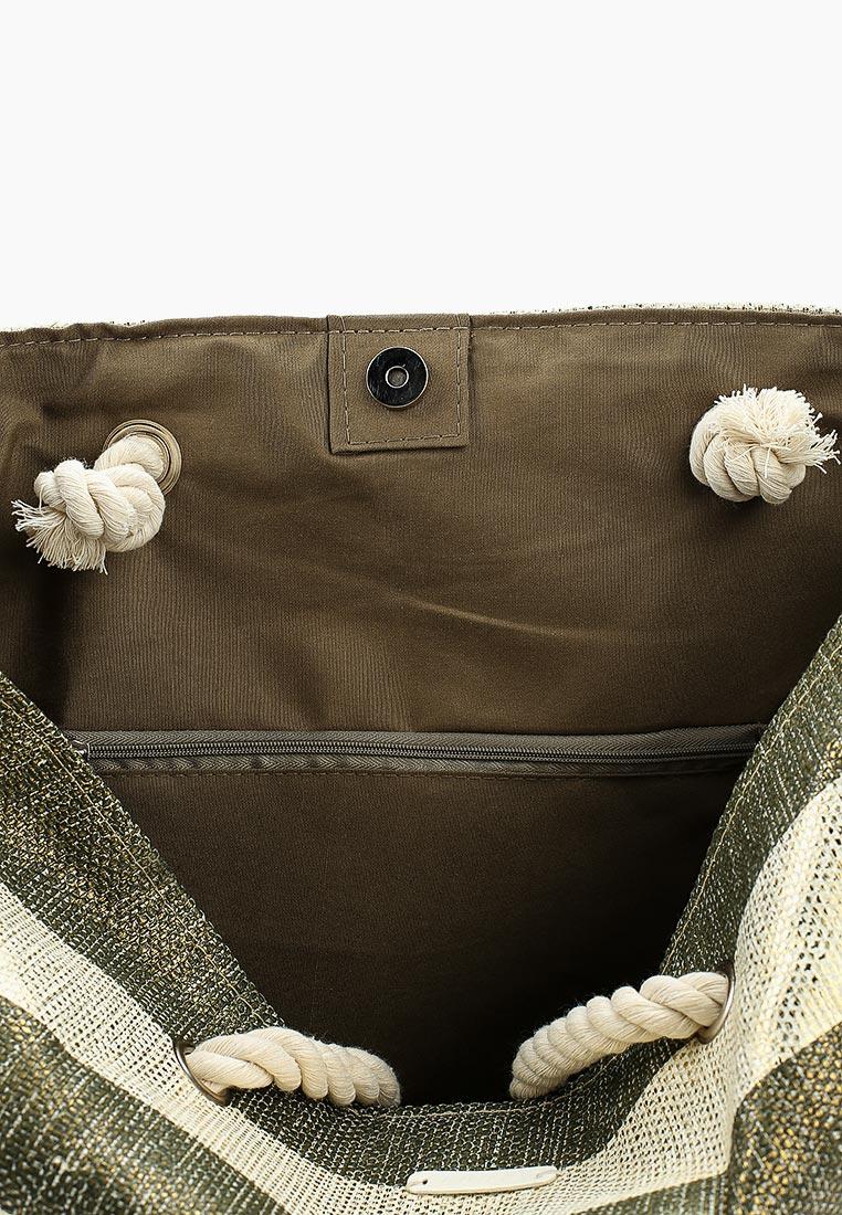 d2a2011f25ef Luhta Akita dámská kabelka zlatá šedá bílá 399083L-580