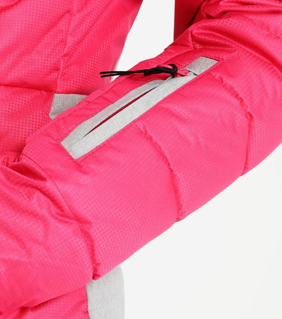 Dámská zimní bunda Icepeak Cindy I růžová col. 635 d3b3cae87b
