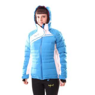 Dámská zimní bunda northfinder santjean bu-4124-sii modrá
