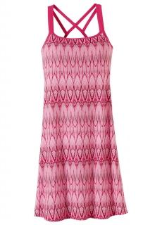 Dámské šaty PRANA Cora Azalea růžová empty e590f0bd72