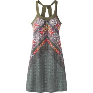 Dámské šaty PRANA Cantine Dress zelené empty 474e389cc2