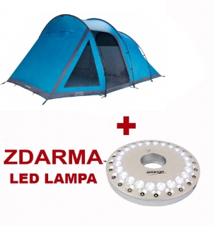 Stan Vango Beta 550XL modrý + DÁREK LED LAMPA do stanu