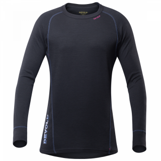 Pánské termo triko Devold DUO ACTIVE Man Shirt BLACK