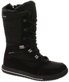 aa526f9eb46 Dámské zimní boty Loap Navana černé SBL18111 V11A empty