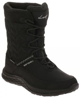 b6d5d87e7b0 Dámské zimní boty Loap Integra černé SBL1876-V11A empty