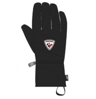5aae563ee52 Pánské lyžařské rukavice Rossignol STRATO černé empty