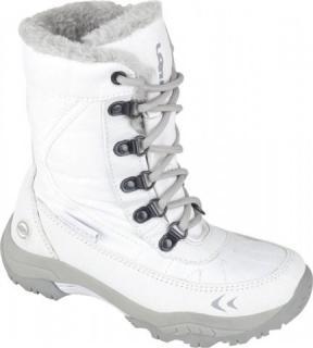Dětské zimní boty Loap Ice Kid bílé AKCE